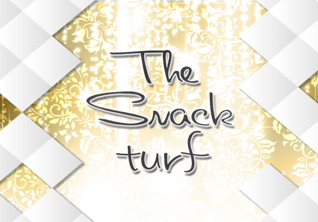 The snack turf