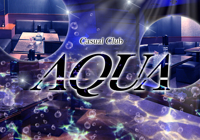 Casual Club AQUA