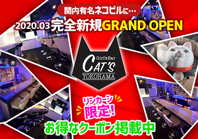 Girls Bar cats(キャッツ)